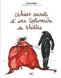 echange, troc Pascale Bordet - Cahiers secrets d'une costumière de théâtre