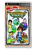 echange, troc Everybody's Golf 2 (PSP) [import anglais]