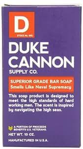 Duke Cannon Duke Cannon Big American Brick of Soap Smells Like US Naval Triumph
