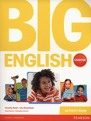 Big english starter. Activity book. Con espansione online. Per la Scuola elementare: 1