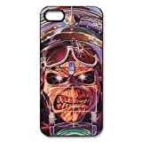 Famous Heavy Metal Band Iron Maiden Printed on iPhone 5/5S Case &Hard Plastic Case & iPhone 5 Case