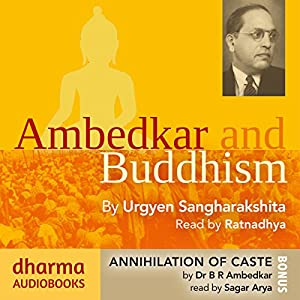 Ambedkar and Buddhism, Annihilation of Caste Audiobook