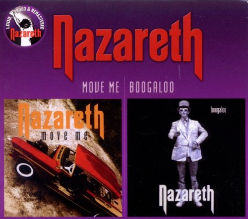 Nazareth - Move Me (30th Anniversary Edition) - Zortam Music