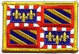 Écusson brodé Flag
