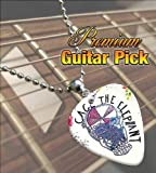 Cage The Elephant Premium Guitar Pick Necklace
