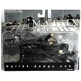 Bullet Dodge Neo Action Figure - 2001 The Matrix, The Film Series 3 Series