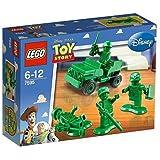 レゴ レゴ トイ・ストーリー パトロール中のグリーン・アーミー・メン(7595)