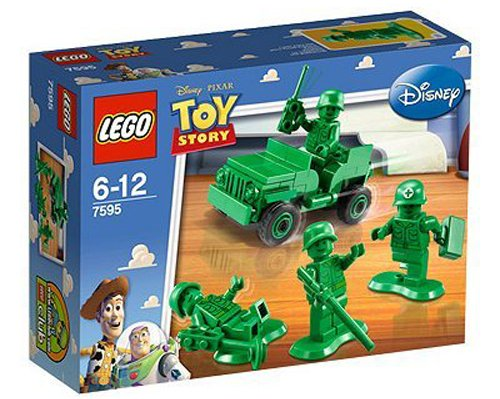 "Lego Army Men ""On Patrol"" Set"
