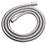 Danze D469020 72-Inch All Metal Interlock Shower Hose, Chrome