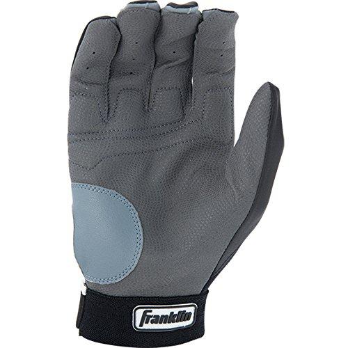 Franklin Sports MLB Youth Shok-Wave Batting Gloves franklin sports mlb youth shok wave batting gloves