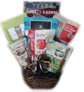Men's Health Food Gift Basket