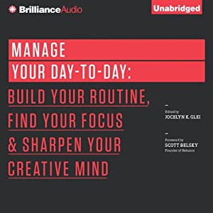 Manage Your Day-to-Day Audiobook