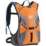 Coleman Max 2L Hydration Bladder Lightweight Camping/Hiking 14L Storage Backpack
