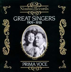 Great Singers Vol.1