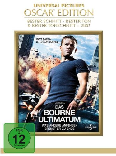 Das Bourne Ultimatum (Oscar Edition)