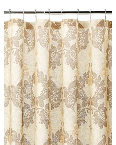 Laura Ashley Judith Shower Curtain, Beige
