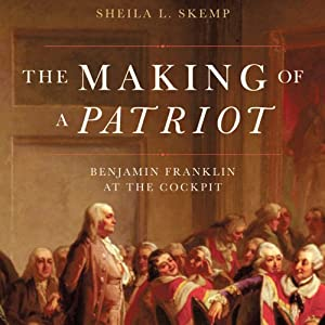 The Making of a Patriot Audiobook
