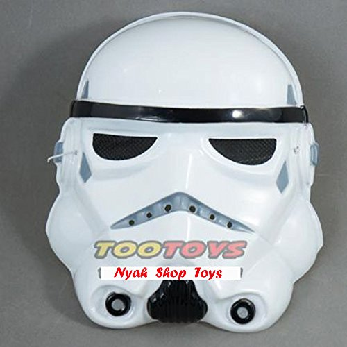 Star Wars - Clone Trooper Mask Generation