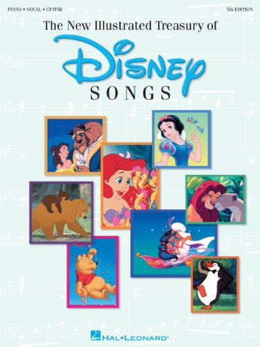new-illustrated-treasury-of-disney-songs