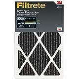 Filtrete Allergen Defense Odor Reduction Filter, MPR 1200, 20 x 25 x 1-Inches, 2-Pack