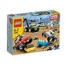 Lego Briques - 10655 - Jeu de Construction - Ensemble de Monster Trucks