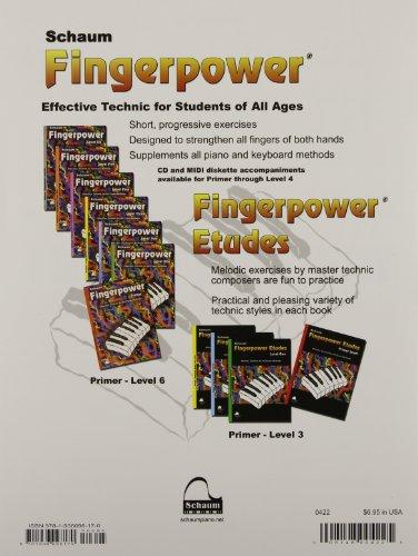 Fingerpower: Level 2