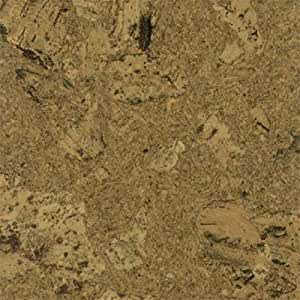 Natural Cork 12 Homogeneous Cork Parquet Flooring In