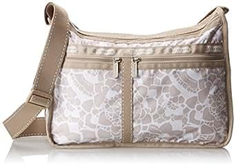LeSportsac Deluxe Everyday Handbag,Island Batik,One Size
