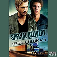 Special Delivery: Special Delivery, Book 1 | Livre audio Auteur(s) : Heidi Cullinan Narrateur(s) : Iggy Toma