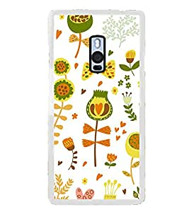 ifasho Designer Phone Back Case Cover OnePlus 2 :: OnePlus Two :: One Plus 2 ( Colorful Pattern Design )