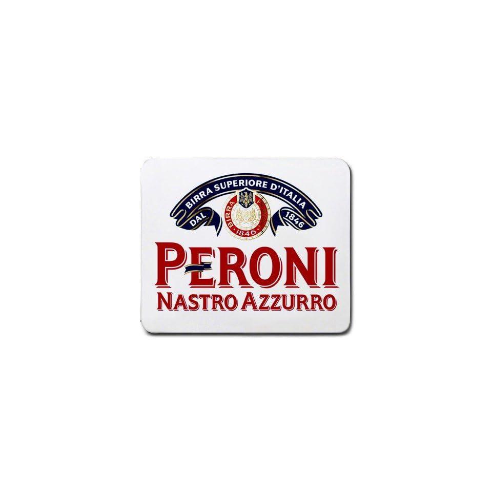 Peroni Italian Beer LOGO mouse pad
