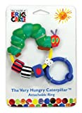 Eric Carle Very Hungry Caterpillar Attachable Teether Rattle