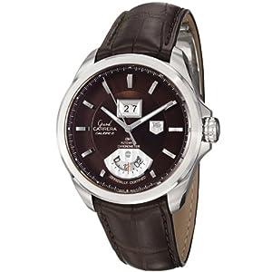 TAG Heuer Men's WAV5113.FC6231 Grand Carrera Calibre 8RS Watch
