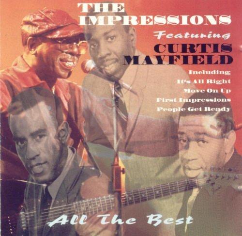 Impressions - All The Best - Zortam Music
