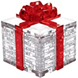 Crystal Puzzle Gift Box Red