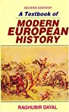 img - for A Textbook of Modern European History book / textbook / text book