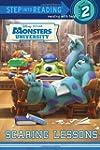 Scaring Lessons (Disney/Pixar Monster...
