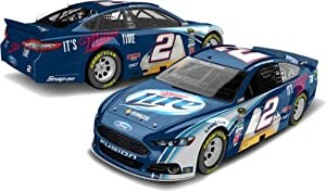 Buy 2013 Brad Keselowski Miller Lite 1:64 Action Gold Series Nascar Diecast by Action