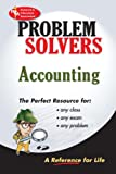 img - for Accounting Problem Solver (Problem Solvers Solution Guides) book / textbook / text book