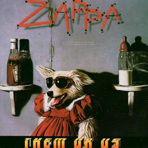 Frank Zappa Album Covers