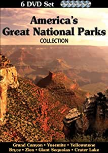 America's Great National Parks Collection (Boxed Set)