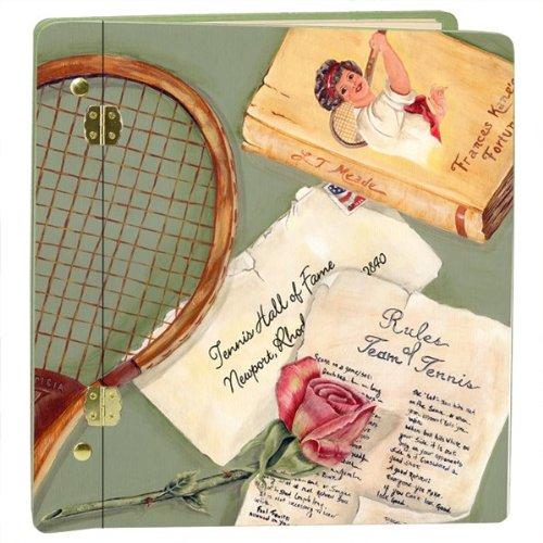 Lexington Studios 12001 Rules Of Tennis Large Photo Album