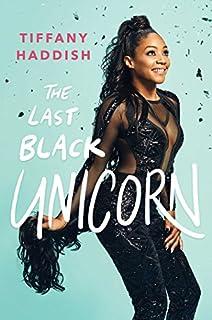 Book Cover: The Last Black Unicorn