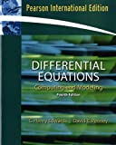 Differential Equations Computing and Modeling, 4th Edition (International)