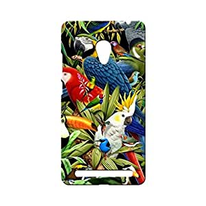 BLUEDIO Designer Printed Back case cover for Asus Zenfone 6 - G5817