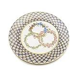 Three Garlands Tin Plate