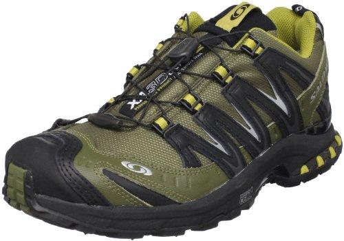 Salomon Salomon Men's XA Pro 3D Ultra 2 GTX Trail Running Shoe,Olive/Black/Moss,11.5 M US
