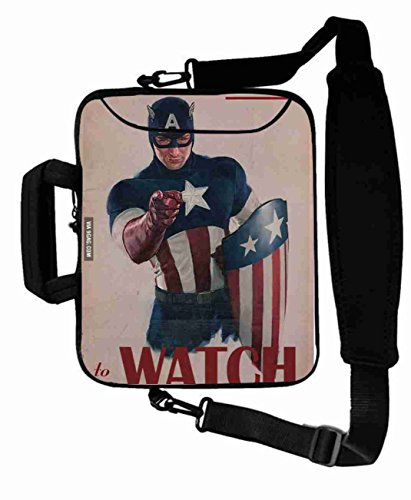 "Excellent Customized Colorful the avengers movie Shoulder Bag Good For Men's (15""15.4""15.6"") For Macbook Pro Lenovo ThinkPad ASUS Apple DELL acer HP Microsoft SAMSUNG TOSHIBA - CB-15-5699"