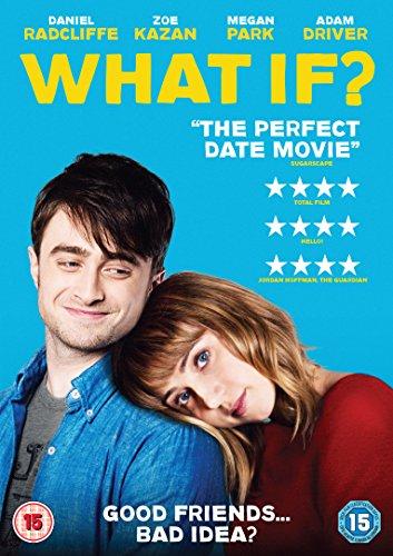 What If [DVD] [2014] [Edizione: Regno Unito]