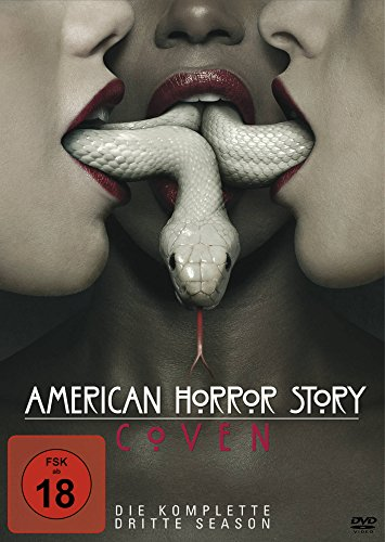 American Horror Story: Coven [4 DVDs]